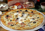 Pizza Carbonara - La Grecu Braila